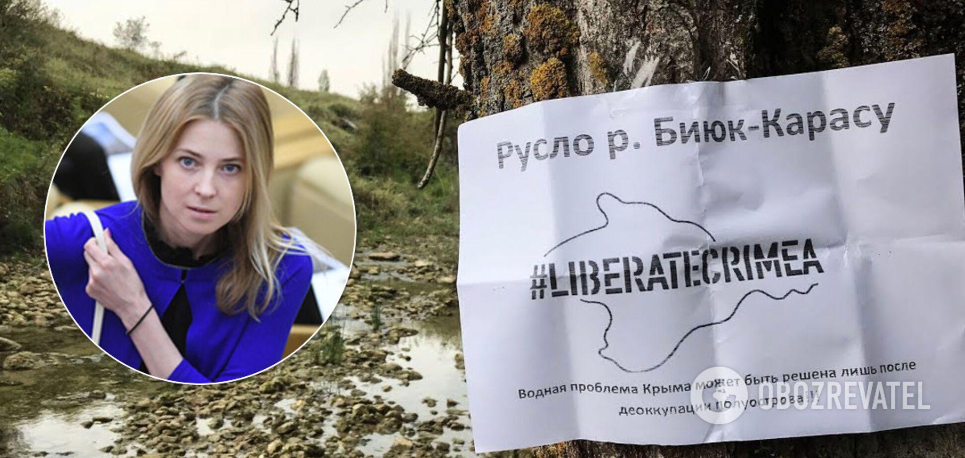 В Крыму назрела катастрофа из-за недостатка воды: в России забили тревогу