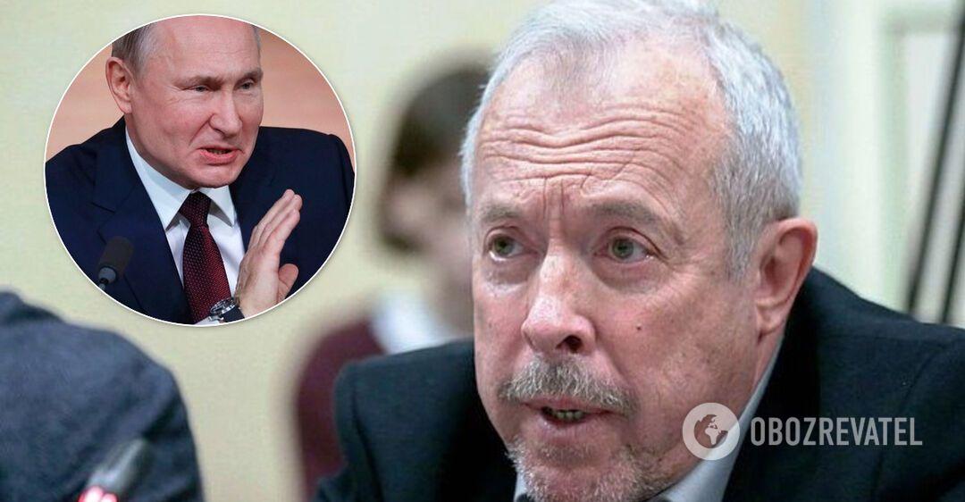 Макаревич высказался о Путине