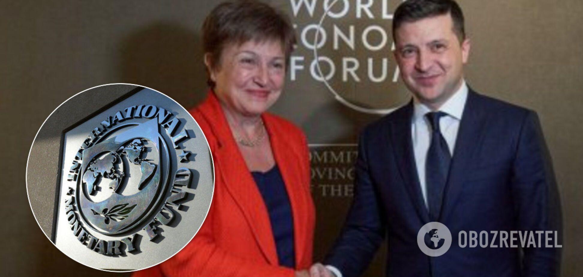 Транш МВФ Украина получит до конца недели - Марченко