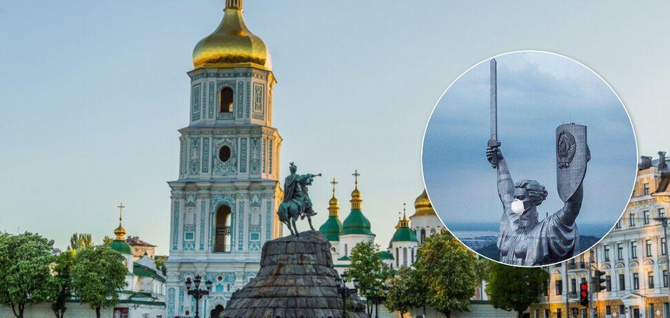 У Києві коронавірусом заразилися понад 3 тисячі осіб. Ілюстрація