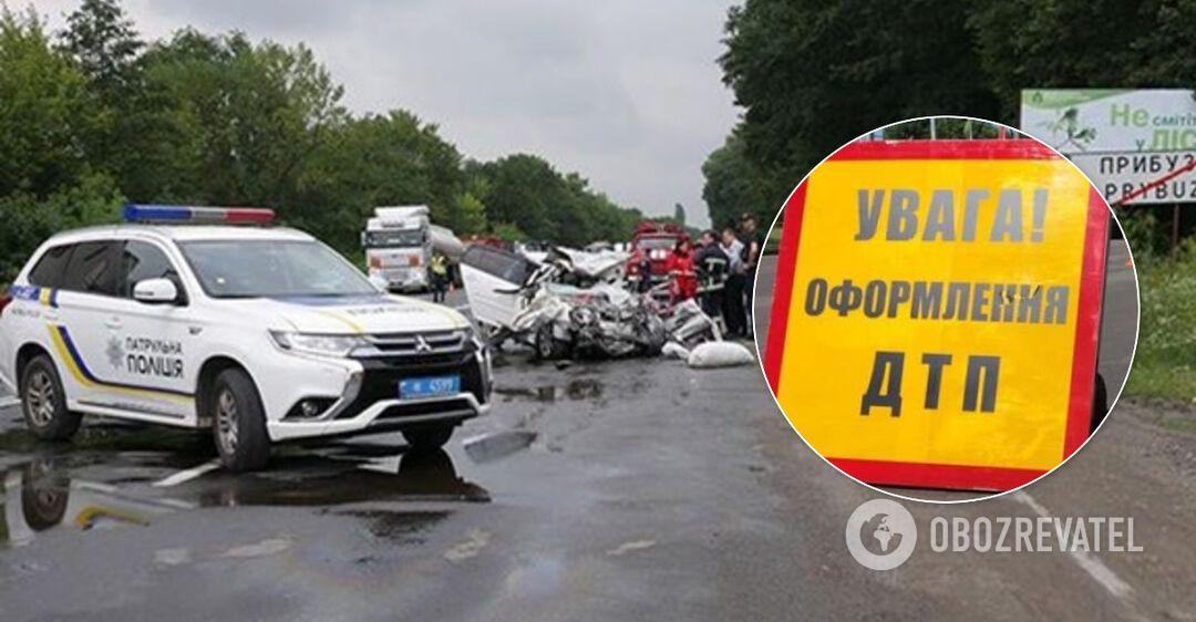 На дорогах Украины погибли 175 тысяч человек: в МВД поразили статистикой