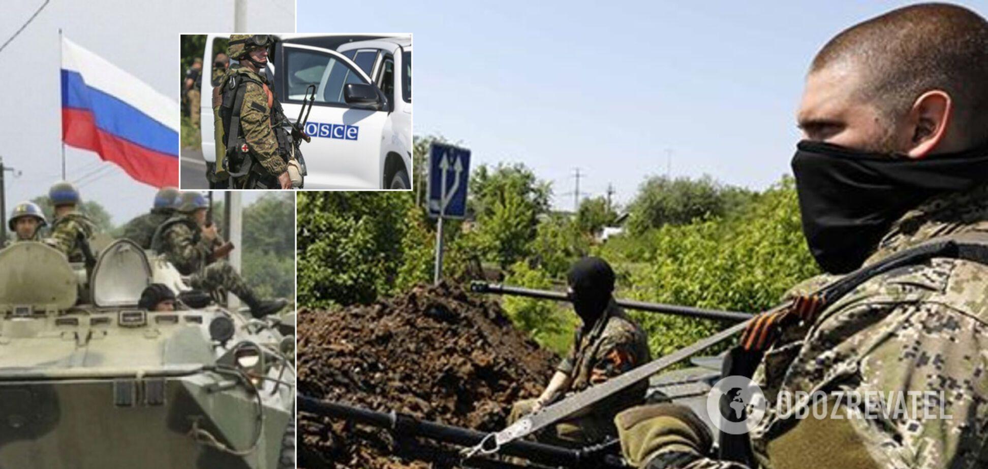 Войска РФ стягивают на Донбасс тяжелое вооружение и прикрываются от ОБСЕ 'COVID-19' – штаб ООС