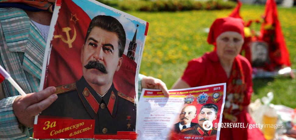 День Перемоги в РФ став тріумфом Сталіна - російський опозиціонер