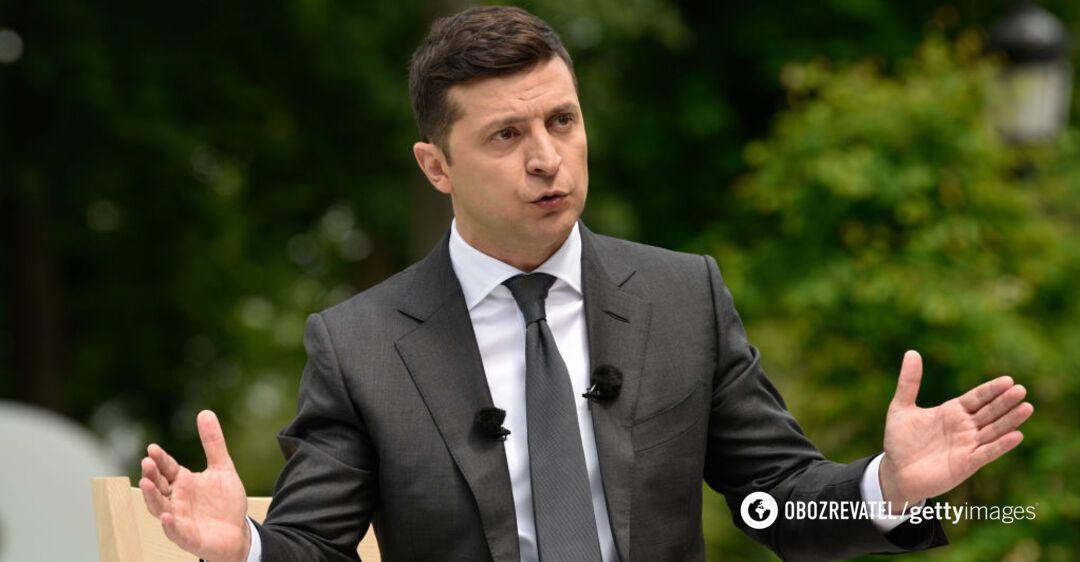 Зеленский о 'пленках Байдена': главный вопрос – кто и как записывал Порошенко