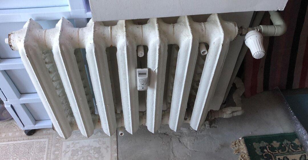 Херсонское ОСМД ввело поквартирный учет тепла в доме 1975 года застройки