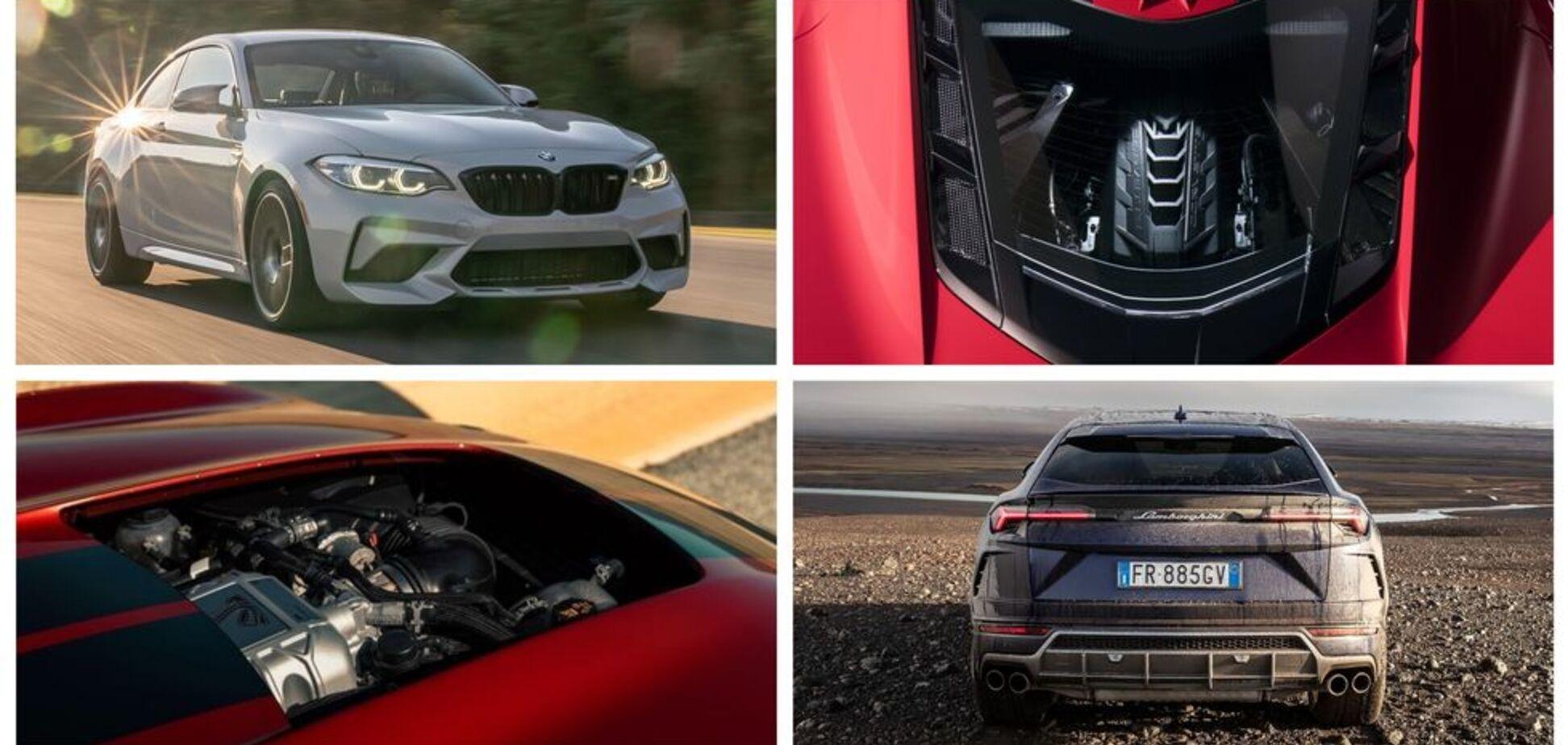 15 найкращих автомобільних двигунів останніх років