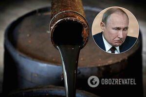 Доходы России от продажи нефти упали вдвое