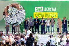 Депутати 'Слуги народу' задекларували понад 1 млрд гривень готівки