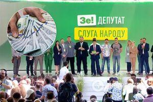 Депутаты 'Слуги народа' задекларировали более 1 млрд гривен наличных