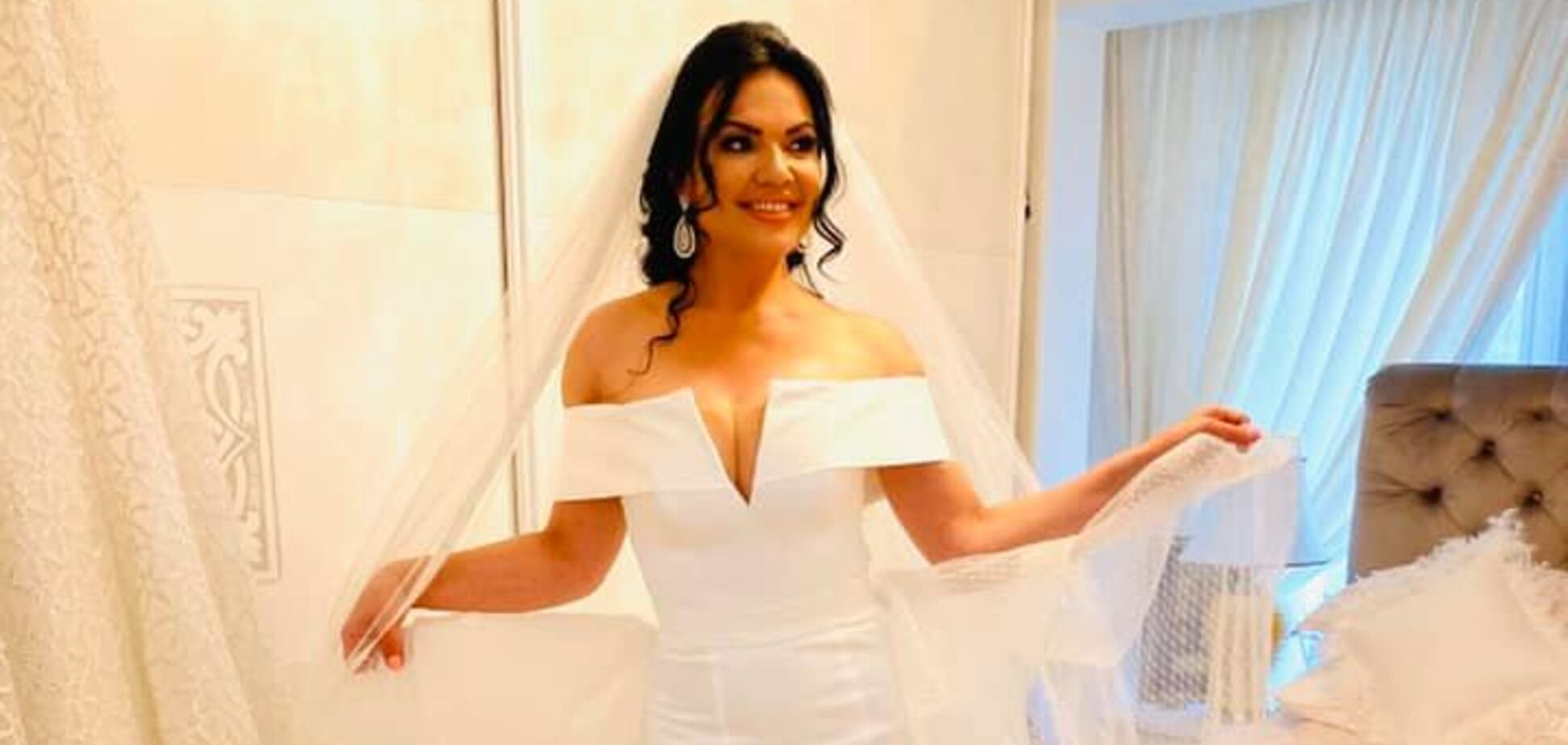 Скандальный чемпион Илие Настасе женился в пятый раз: фото невесты Иоаны Симион