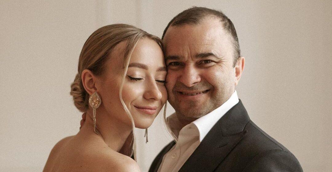 Виктор Павлик и Екатерина Репяхова поженились: первые фото молодоженов