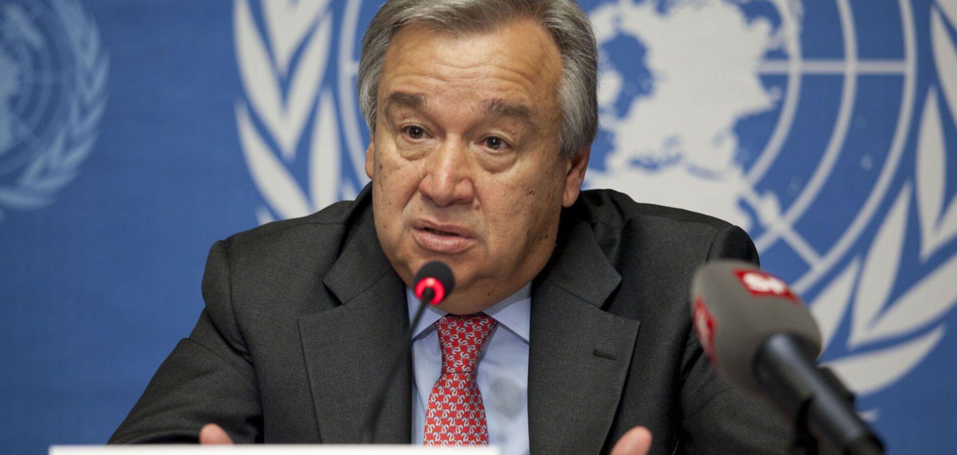 Генсек ООН спрогнозировал массовый голод из-за пандемии: текст тревожного обращения