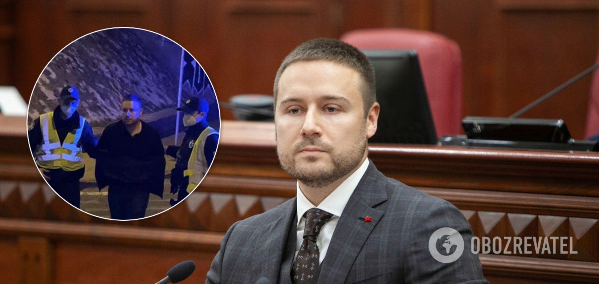 Дело о драке экс-заместителя главы КГГА Слончака передали в суд