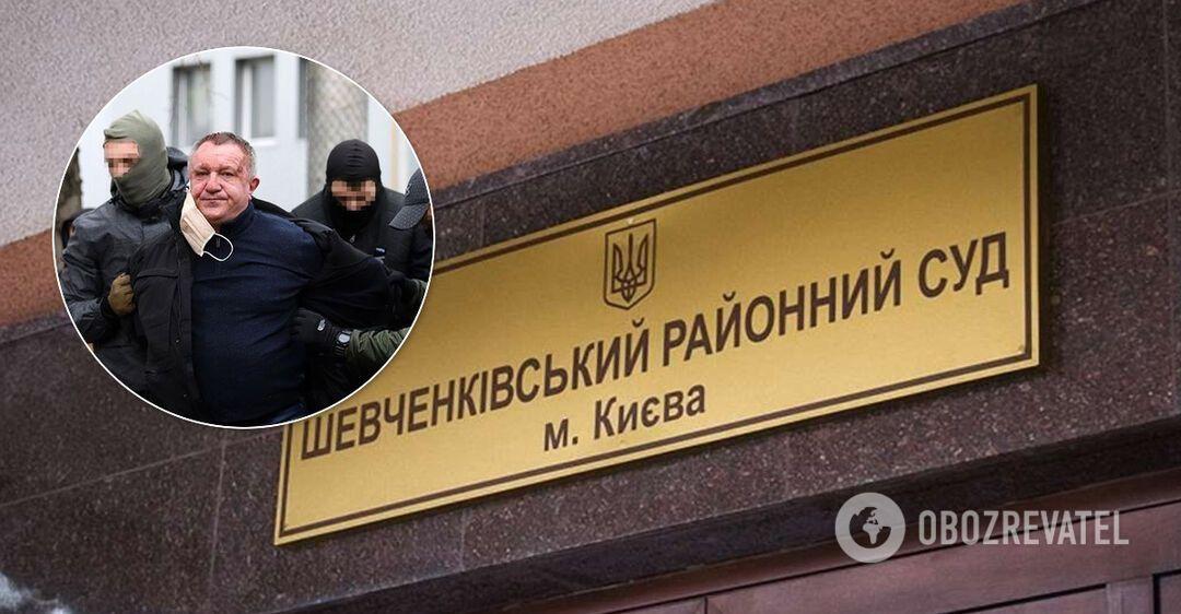 Генерал-майора СБУ Шайтанова оставили под стражей