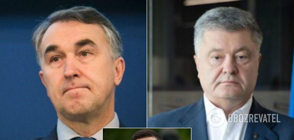 У Європарламенті закликали владу України припинити переслідування Порошенка