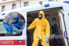 Лікарі падають з ніг, інфекційки переповнені: в Україні медики забили на сполох через нові правила