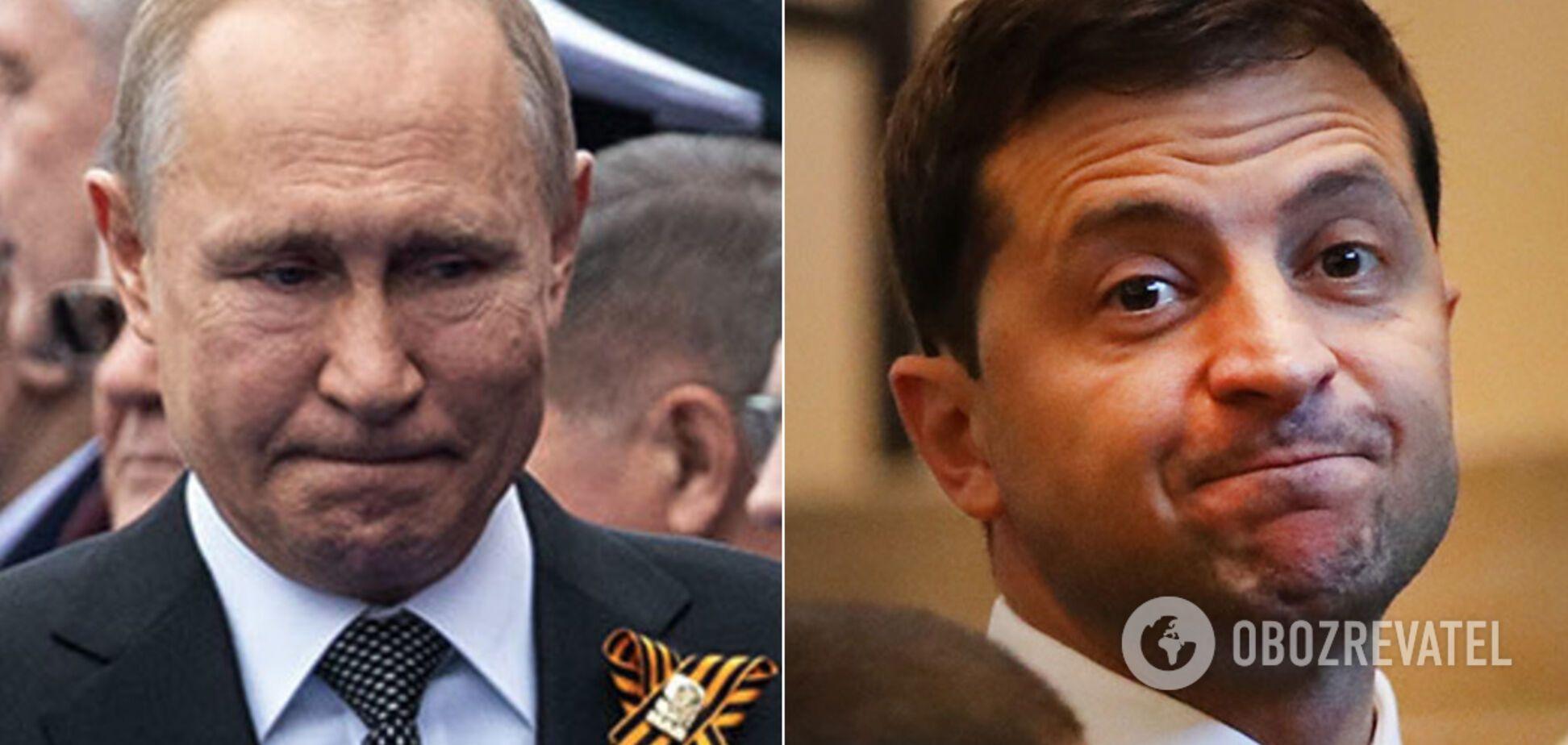 Зеленского не позвали на парад Победы в Москву: у Путина объяснились