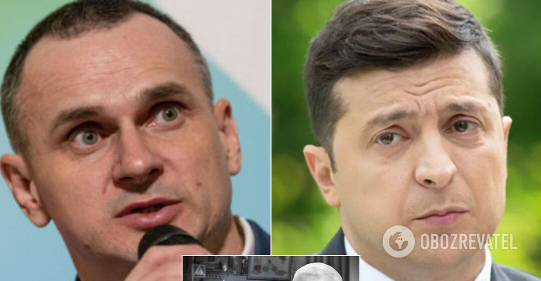 Сенцов обратился с мощным призывом к Зеленскому из-за дела Шеремета