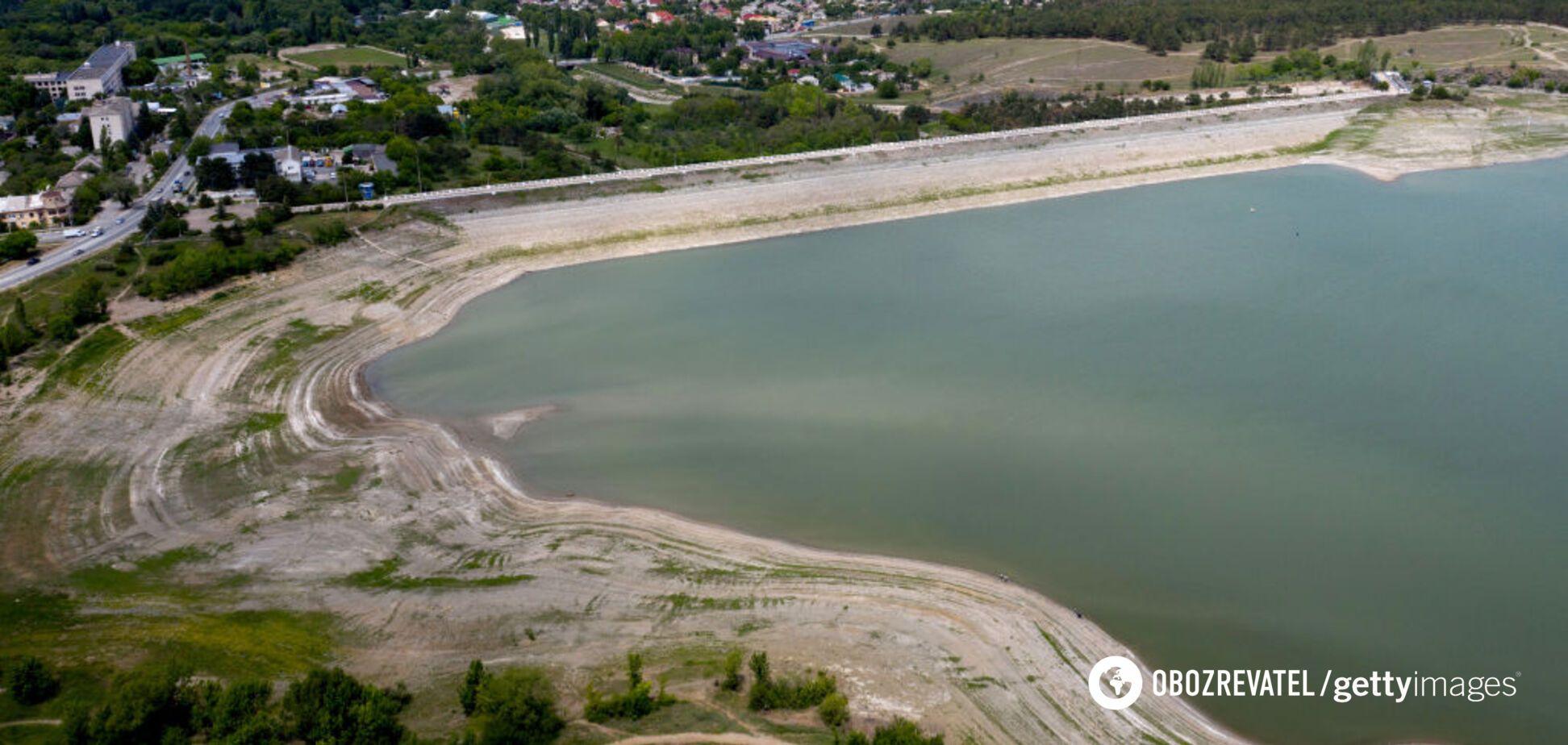 У Криму вичерпано всі запаси прісної води – Куніцин