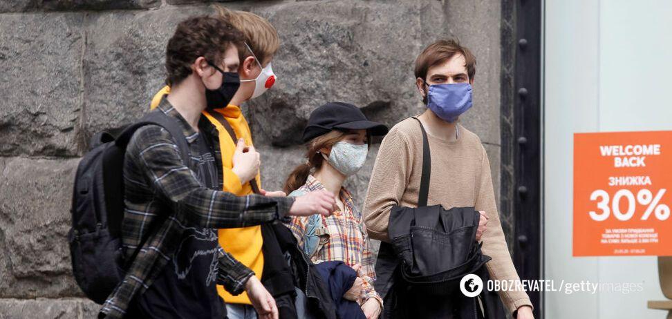 У Києві зросла кількість хворих на COVID-19: опубліковано свіжу статистику
