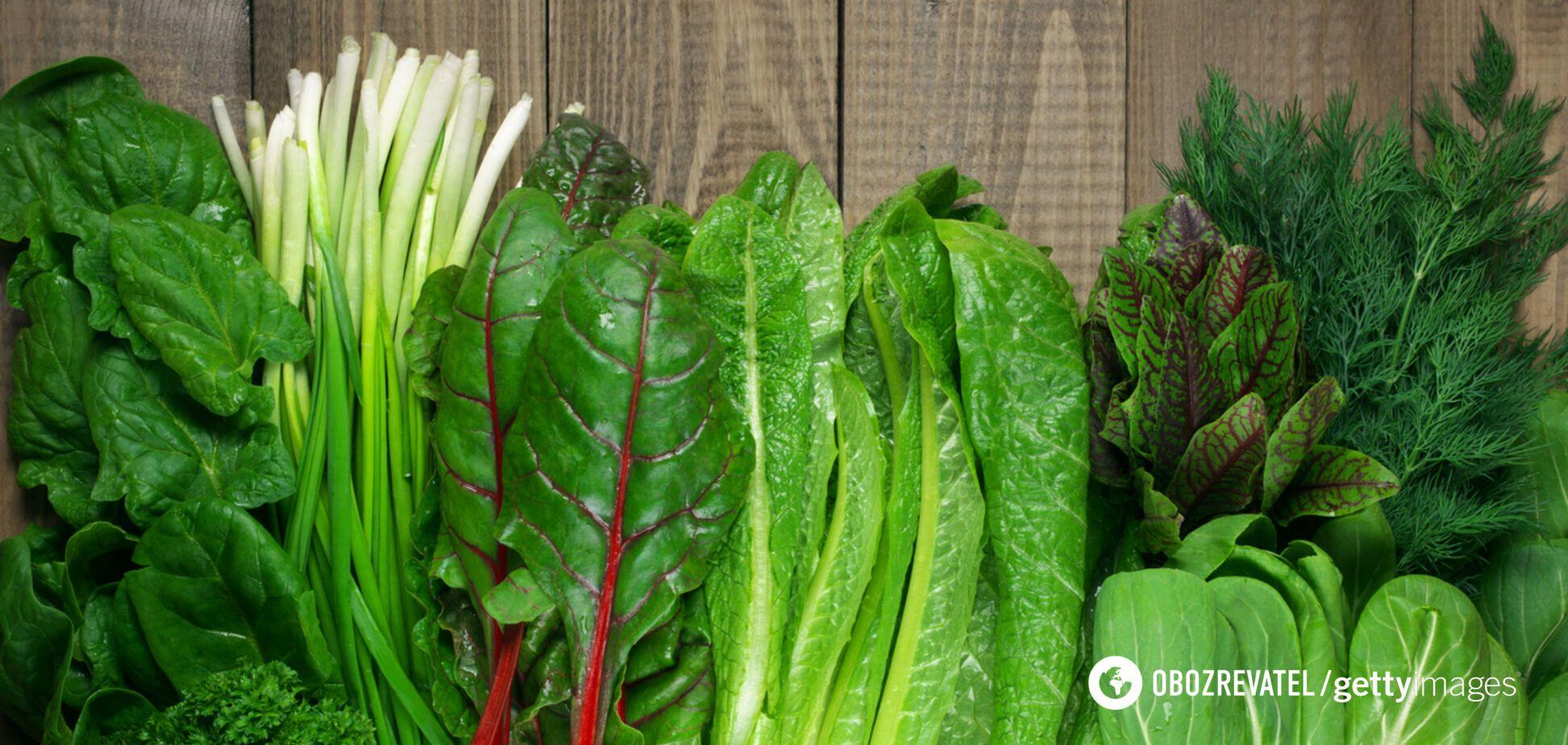 Почему нужно есть зеленые листовые овощи: раскрыты 10 преимуществ для здоровья