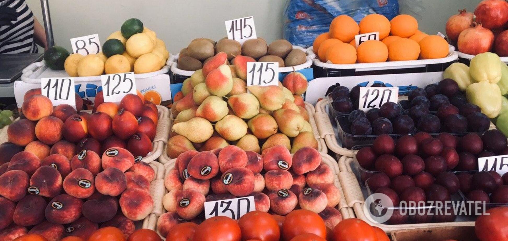 Цены на продукты в Днепре: что стало дешевле и дороже