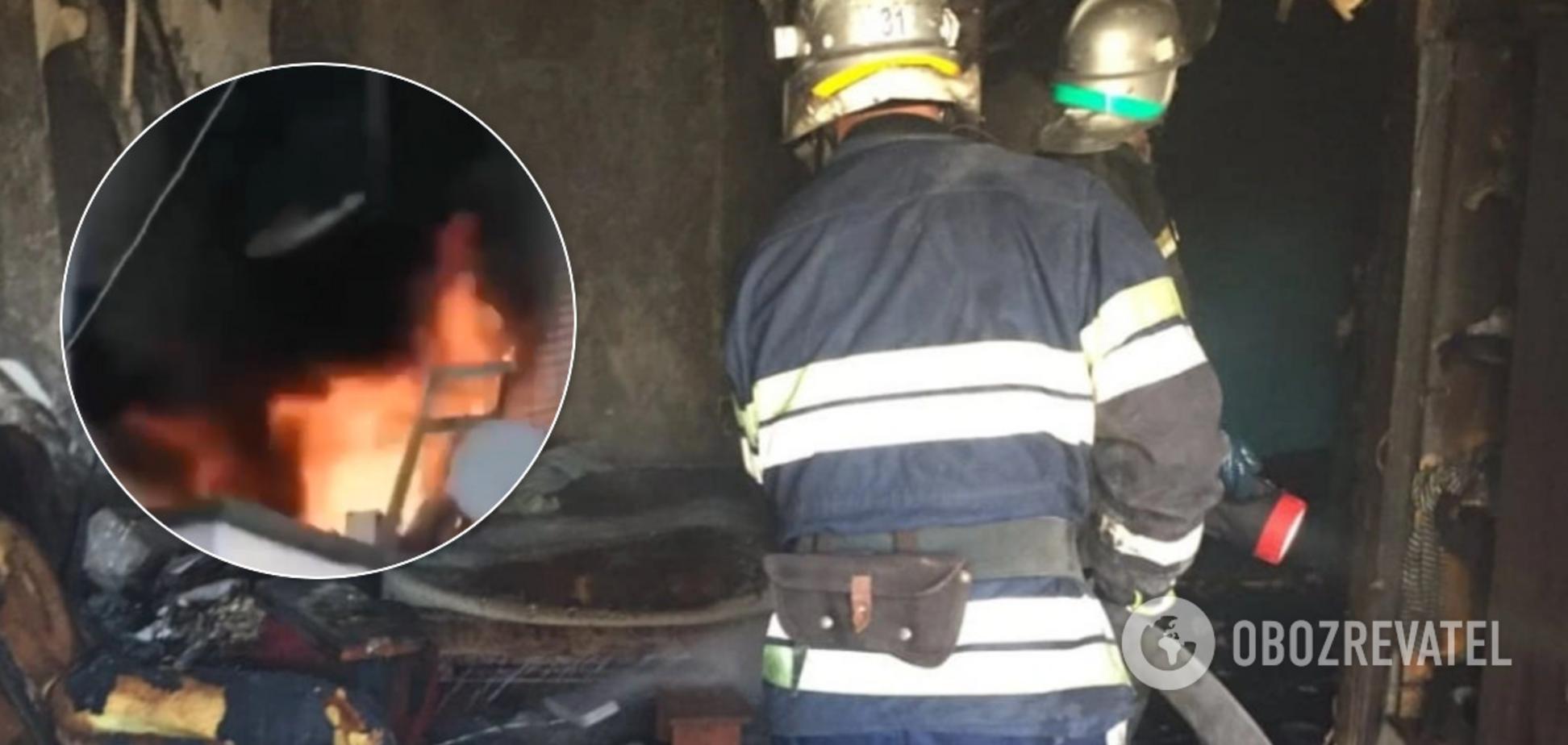Взрыв в Новомосковске устроил депутат: соседи раскрыли новые подробности