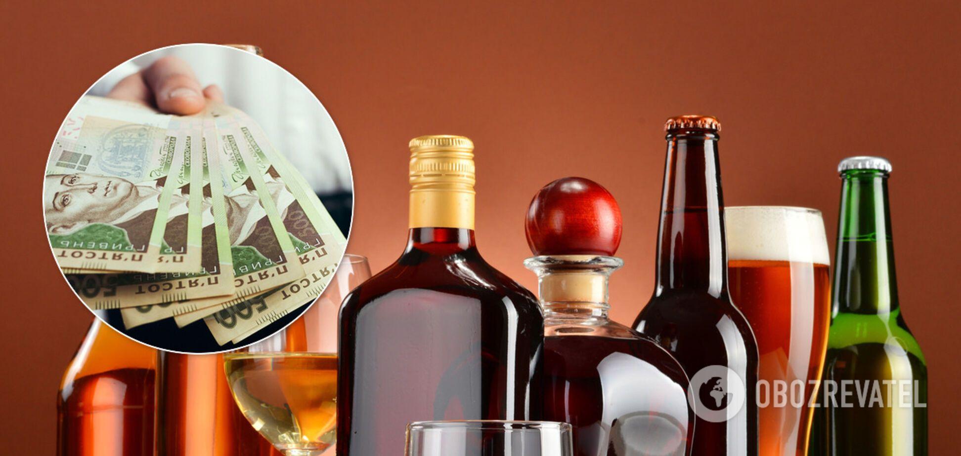 В Україні може подорожчати алкоголь: влада хоче посилити правила для виробників