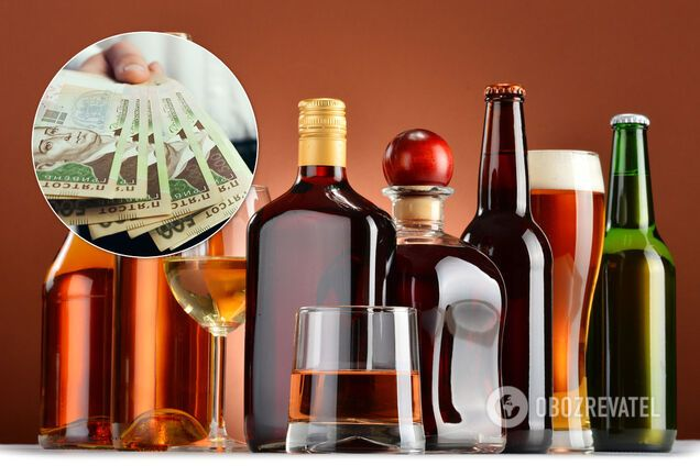 В Украине может подорожать алкоголь: власти хотят ужесточить правила для производителей