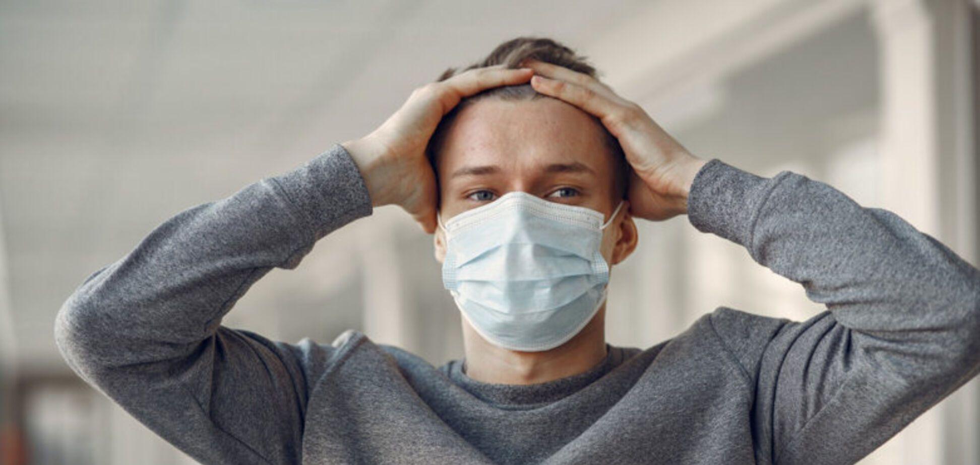 Названа новая причина высокой смертности от коронавируса среди мужчин