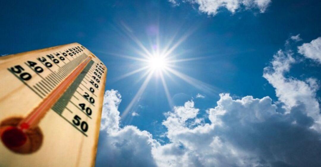 Жара до +33: озвучен свежий прогноз погоды в Днепре