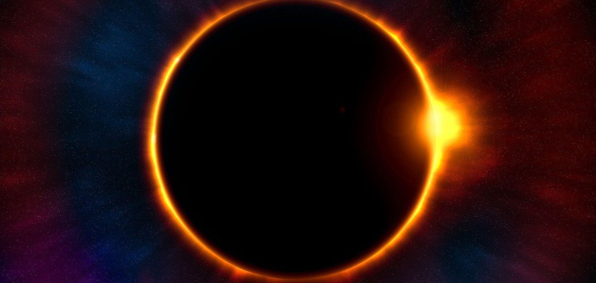 Сонячне затемнення 21 червня: чим і для кого небезпечне 'кільце вогню'