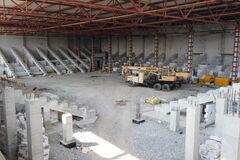 У Кам'янському заморозили будівництво Палацу спорту: в чому причина