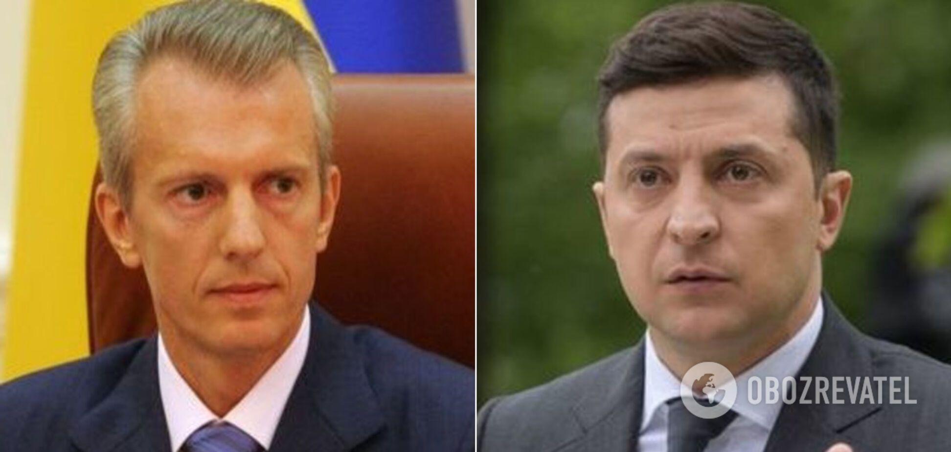 Зеленский рассказал, какие должности предлагал Хорошковскому