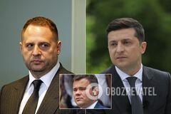 Зеленский и Ермак вызовут Богдана на дуэль?