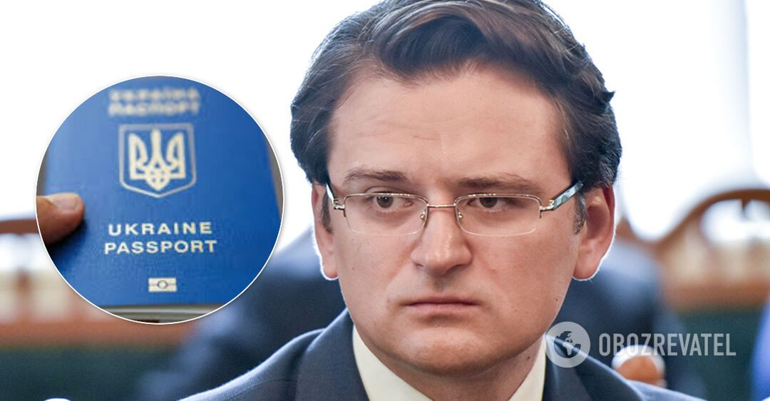 Глава МИД выступил за двойное гражданство в Украине, но не для всех