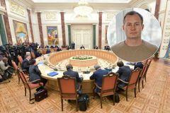 Гармаш розповів про поведінку Росії на переговорах ТКГ