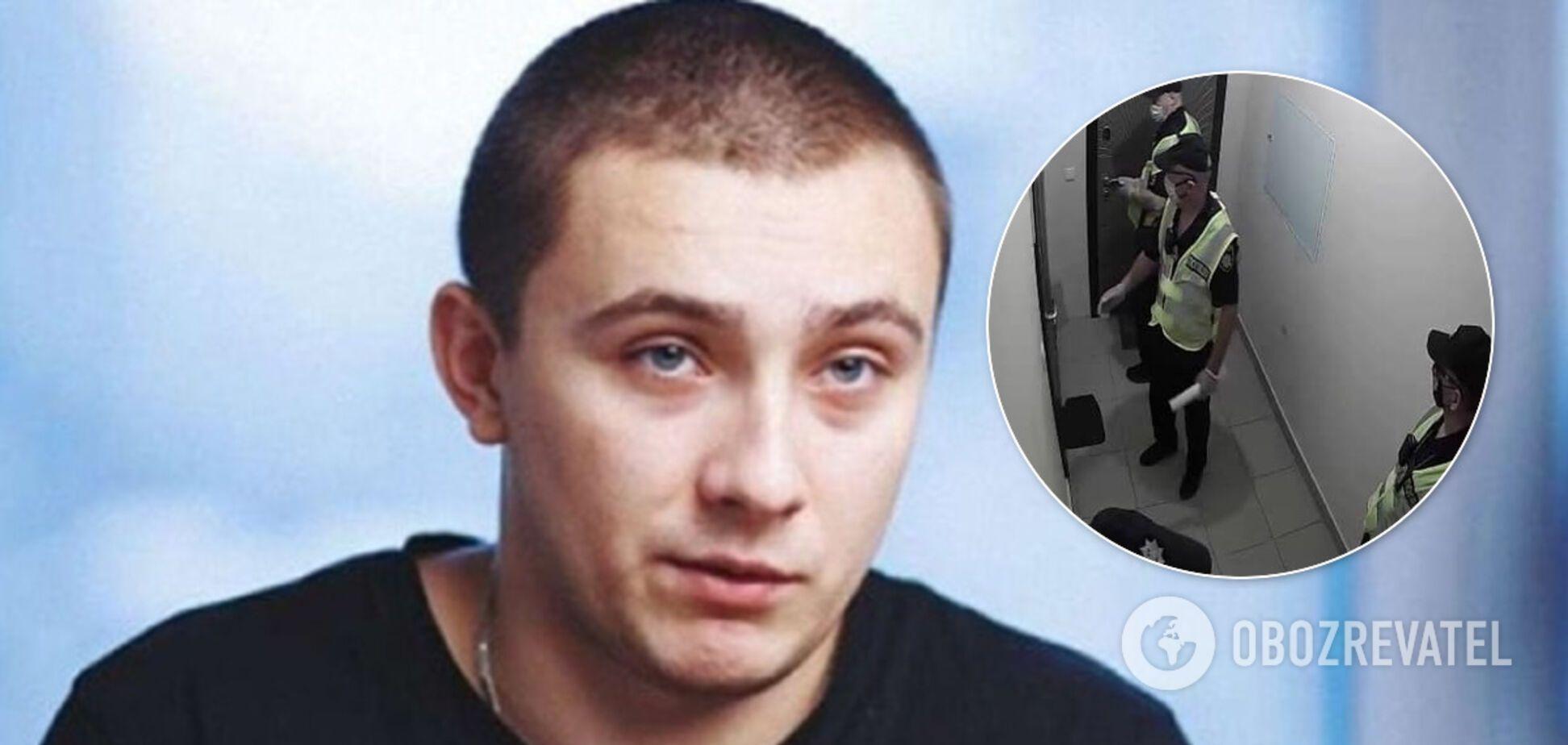 До активіста Стерненка прийшла поліція для примусового приводу в СБУ