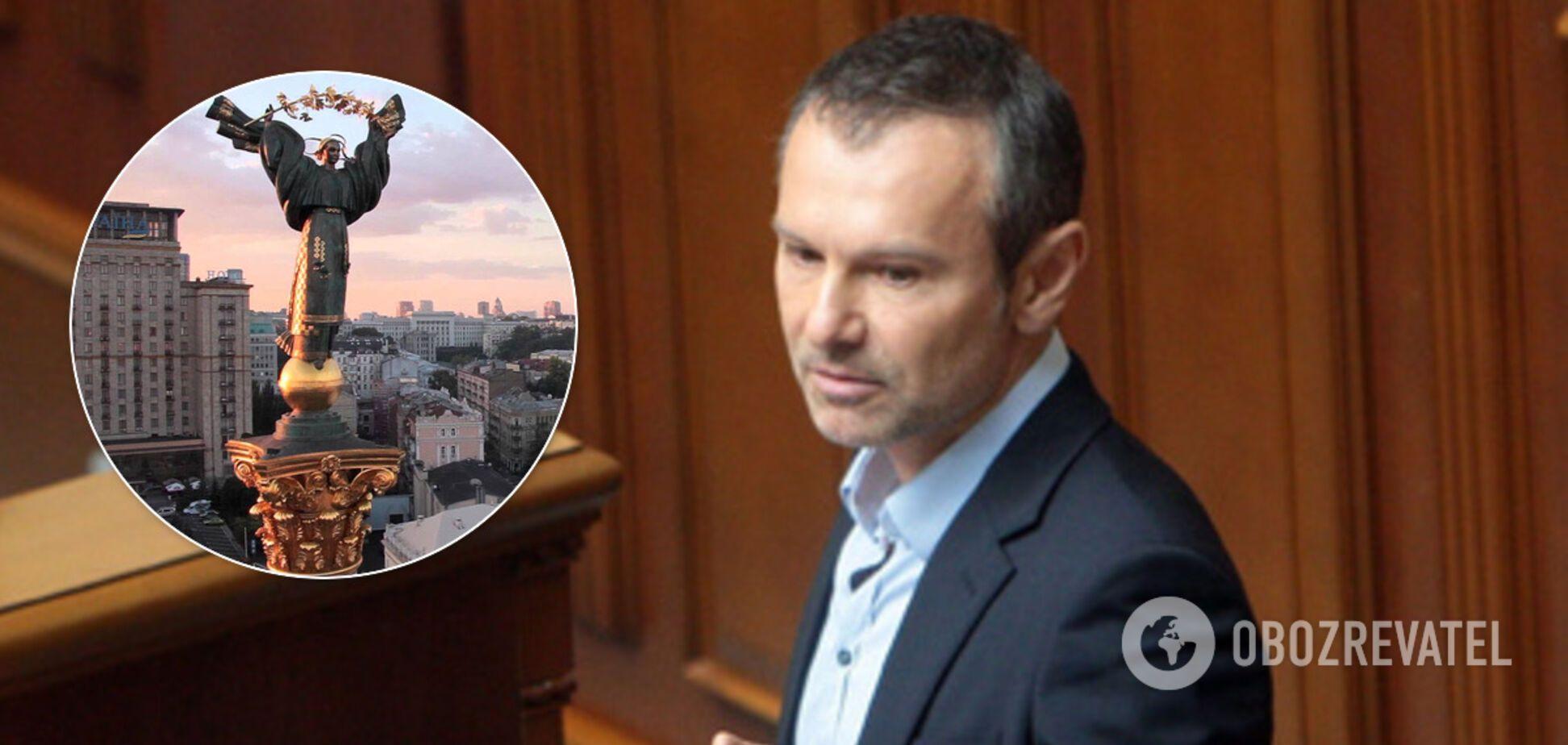 Вакарчук намекнул на возможное участие в выборах мэра Киева или Львова