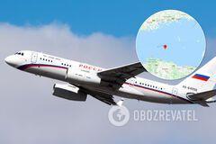 Літак РФ прорвався через кордон Естонії