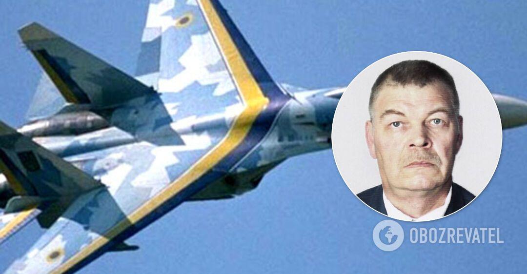Полковник командования Воздушных сил ВСУ Романов с женой погибли в ДТП