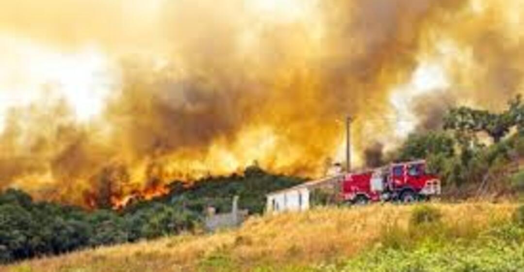 В Днепре и области объявили чрезвычайную пожарную опасность