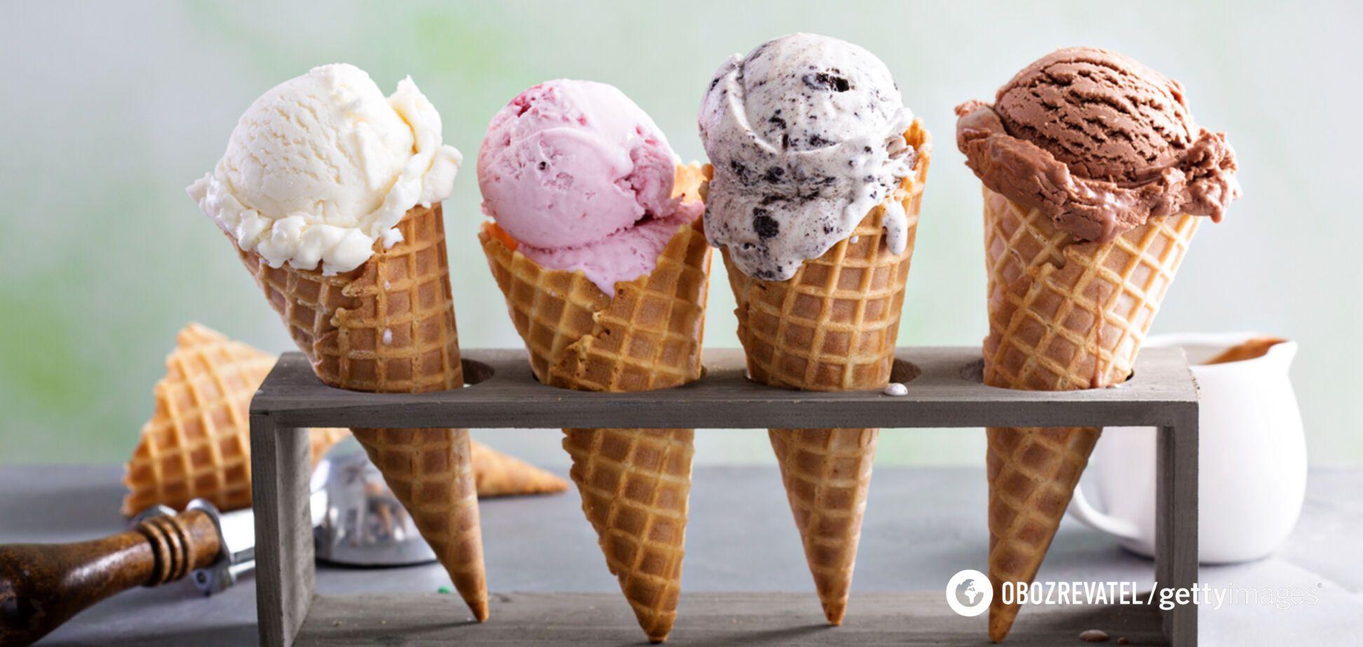 Не тільки смачно, а й корисно: розкрито 10 дивовижних властивостей морозива