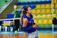 Волейболістка збірної України Олександра Міленко перейшла в російський клуб