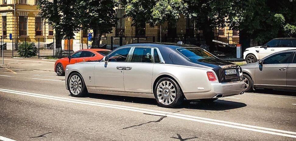 В Україні активно купують новий Rolls-Royce за 16 млн