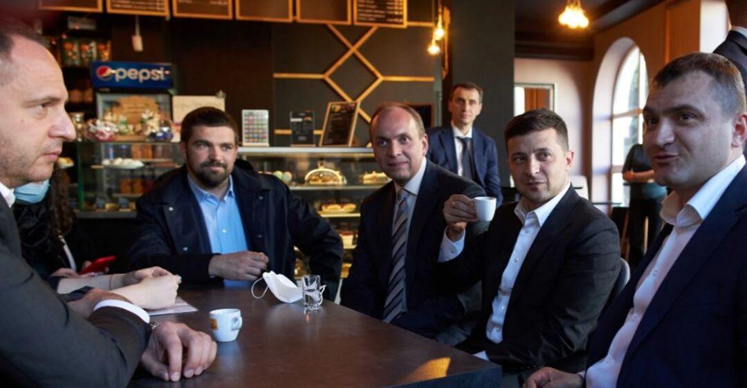 Виктор Ляшко пошутил о кофе с Зеленским в Хмельницком: украинцы заявили о двойных стандартах