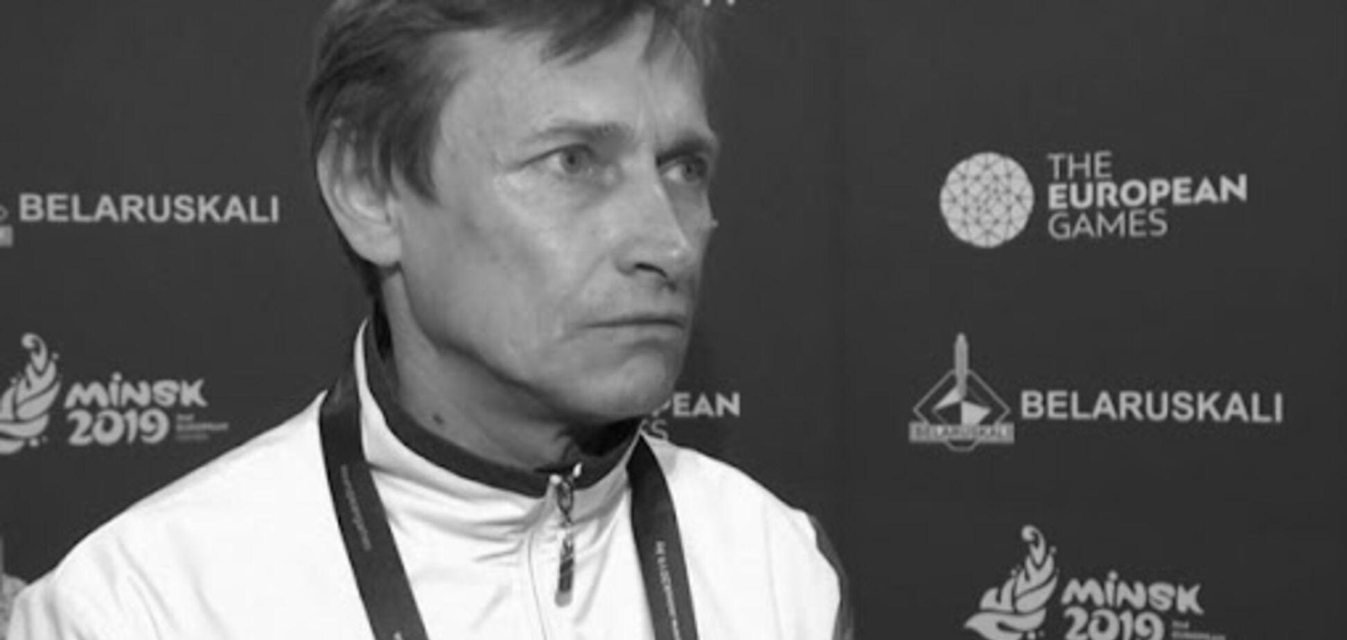 Внезапно умер тренер сборной Беларуси по каратэ