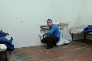 Российский футболист Иван Вшивков сварился заживо в полиции: появилось новое видео из камеры