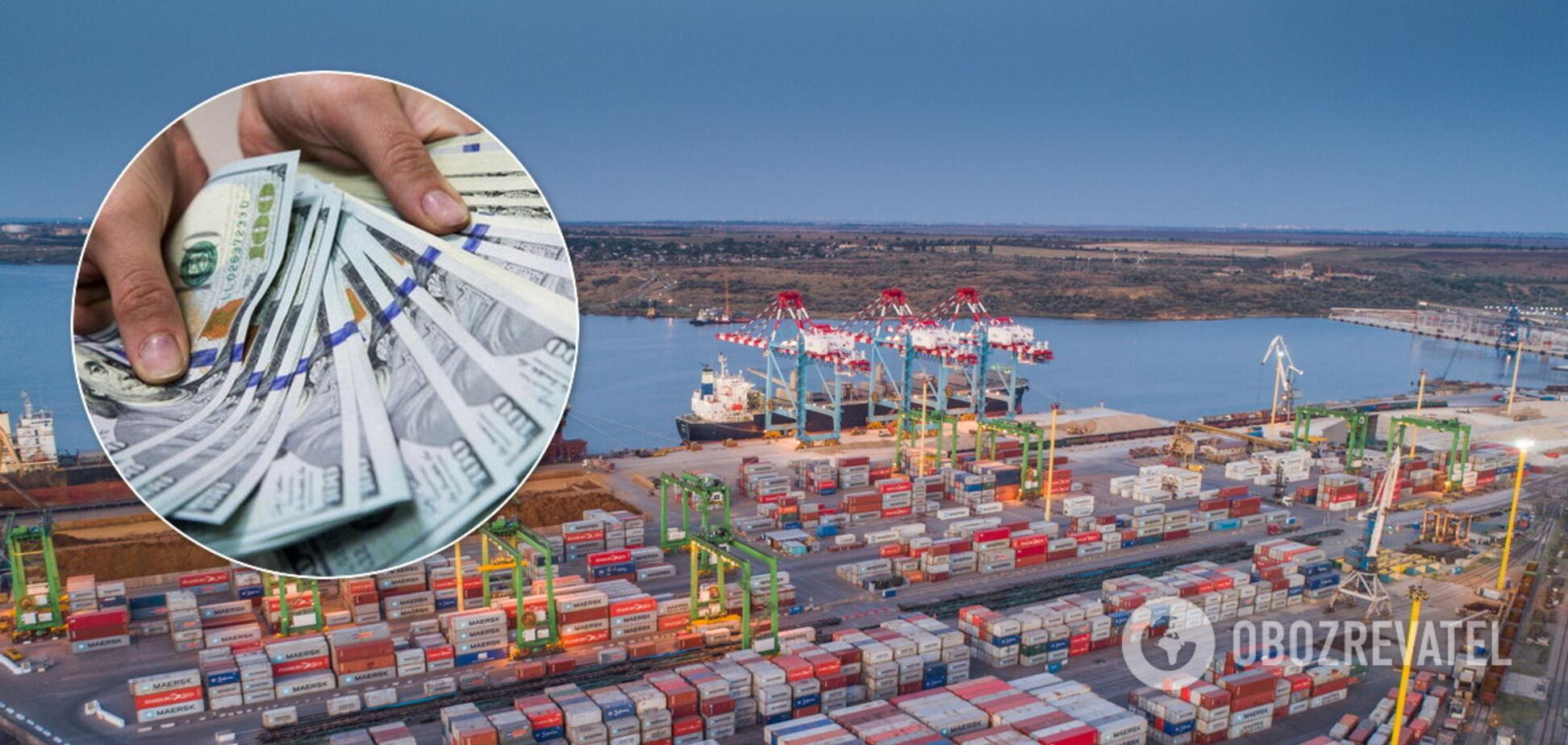 Компания из Дубая приобрела контрольный пакет акций порта 'Пивденный'