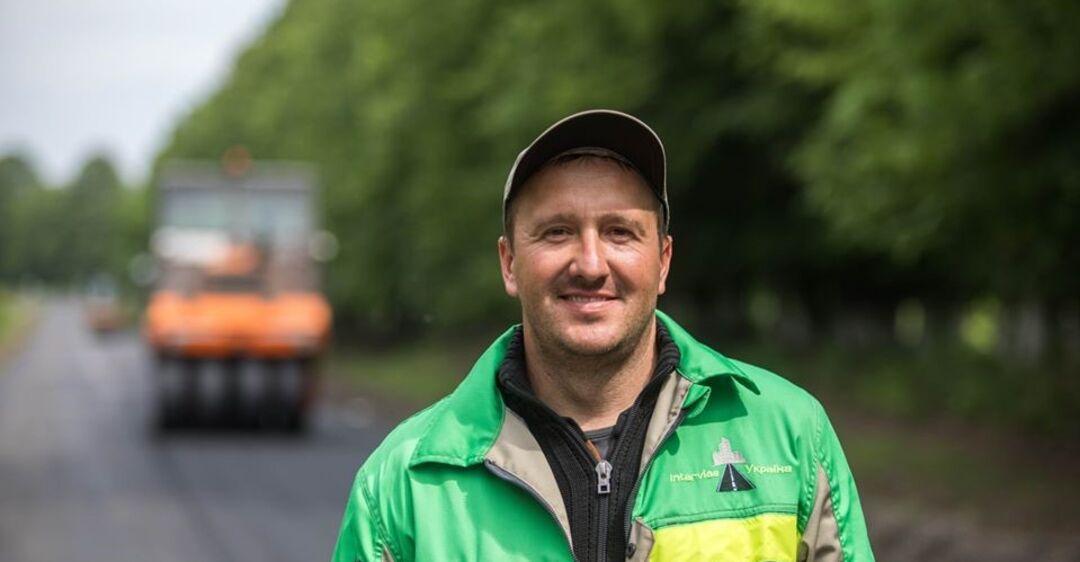 Лицами масштабного инфраструктурного проекта 'Большая стройка' стали рабочие со всех уголков Украины